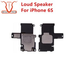 Wholesale Loud Sound - Speaker For iPhone 6S 4.7 Inch Replacement Buzzer Ringer Loud Sound Bar Speaker Mobile Phone Flex Cable Parts Loundspeaker for iphone6s