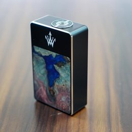 Wholesale China New Electronics - woody vape X200 stabilized wood box mod electronic cigarettes battery 200W with new GENE chip made from china