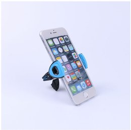 Wholesale Clipper Car Holder - Universal 360 degree Car Windshield Mount cell mobile phone Clipper Vehicle Swivel Mounts Holders Bracket stands For Iphone 6 7 Samsung LG
