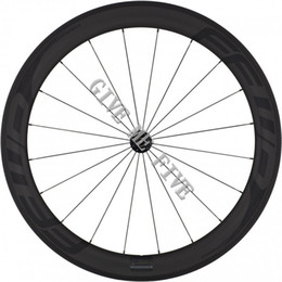 Wholesale Fixed Wheel Parts - Carbon 38mm Clincher UD Wheelset Bicycle Parts 60mm 23 Width 700C Carbon Road Wheels Mate Finish Basalt brake surface wheels