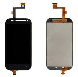 Wholesale One Sv - LCD Display Touch Screen Digitizer Glass Replacement for HTC C520e One SV with Logo
