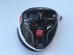 Wholesale Head Driver - Brand New Golf Clubs M1 Driver Golf Driver 9.5 10.5 Lofts Graphite Shaft Regular&Stiff Flex With Head Cover