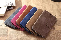 Wholesale Leather Magnetic Wallet - Magnetic Flip Stand Leather Case PU Wallet Cell Phone Cover with Card Holder For xiaomi redmi 3s prime