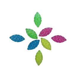 Wholesale Sew Resin Rhinestones - Pure color resin eye navette shape sew on Rhinestones garments accessories loose beads