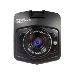 Wholesale Microphone Arm - Mini car DVR Camera Recorder 720P Dash Cam Night Vision G-Sensor 120 Wide Angle Lens Car Black Box 2.4 Inch TFT LCD Screen