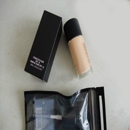Bomba reparadora online-Venta al por mayor de la bomba NC15 NC20 NC25 NC30 NC35 NC40 FLUIDO ESTUDIO REVISIÓN FOND DE TEINT FPS 15 30 ml de maquillaje cosméticos líquidos Fundación Con