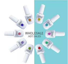 Wholesale Uv Gels Shop - Quality 2017 nail art shop new Harmony Gelish Nail Polish STRUCURE GEL Soak off Clear Nail gel LED UV Gel Polish TOP it off Foundation fedex