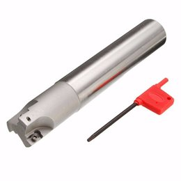 Wholesale Cnc Insert - 300R C25-25-150 Milling Toolholder Lathe CNC Arbor For APMT1135 Insert