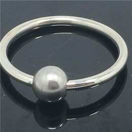 Wholesale Cheap Cock Rings - Most Popular Cheap Metal Stainless steel Penis Rings Male Chastity Device Cock ring bdsm Sex Delay Love ring 917