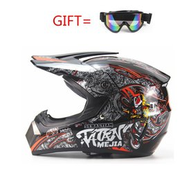 Wholesale Safety Children Helmet - Children Motorcycle Helmets High Quality Boy Girl Protective Cycling Motocross Downhill MTV DH Safety helmet for kids DOT