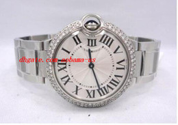 Wholesale Unique Luxury Gifts - Luxury Watches Original Box Gift Luxury Top Quality Sapphire BRAND NEW DIAMONDS BEZEL 36MM W69011Z4 Quartz Movement Watch Unique