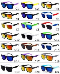 2016 Brand Designer Spied Ken Block Helm Occhiali da sole Moda Sport Occhiali da sole Oculos De Sol Occhiali da sole Eyeswearr 21 Colori Occhiali unisex da i prodotti al dettaglio all'ingrosso fornitori