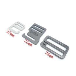 Wholesale G Bags Wholesale - Silver metal bag G shape buckle ring leather handbag hardware Accessories bag hanger openning belt buckle