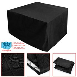 Wholesale Wholesale Furniture Pricing - Wholesale- Cheap Price 3 different size Rect BBQ Outdoor Garden Patio Table Desk Chair Furniture Cover Waterproof
