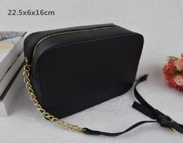 Wholesale Wholesale Navy Leather Handbag - Wholesale- Hot Sale Women Leather Handbags CrossBody Shoulder Bags Fashion Messenger Bags Small Women Bags