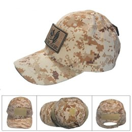 Wholesale Digital Desert - VC-19 Men Women summer Baseball military Cap with patch Desert Digital Tactical Cap Sun Hat Outdoor Hunting Camping special forces hats