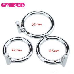 3 taille pour choisir en acier inoxydable mâle dispositif de chasteté Cock Cages anneau supplémentaire Cock Ring pour accessoires BDSM Sex Toys ? partir de fabricateur