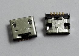 Wholesale Optimus L7 - For LG P700 Optimus L7 Micro USB Connector Charging Connector Micro USB Port Replacement Free shipping