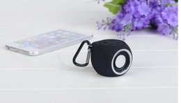 Wholesale Usb Dice - IPX7 Waterproof Shower Loud Speaker Outdoor Sports Climbing Speakers DT-B660 Private Mould Bluetooth Hands-free Calls Stereo Speakers Dice