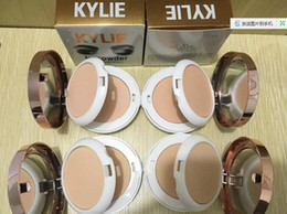 Wholesale Selling Wholesale Make Up - Free shipping new best selling brand make up kylie face powder high quality kit kylie 4 colors 4pcs lot