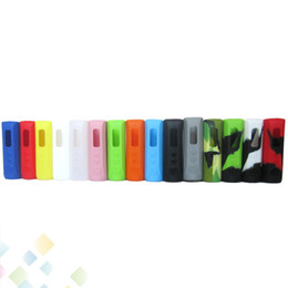 ipv mod box Coupons - Newest IPV D2 Silicon Case IPVD2 Box Cases Colorful Istick Cases Soft Rubber Skin fit IPV D2 75w Box Mod IPVD2 DHL Free