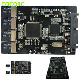 Toptan-Ücretsiz kargo Çok Mikro SD Kart Mikro SATA adaptör kartı 1.8