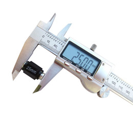 Wholesale Vernier Digital Stainless - High Quality Stainless steel casing Digital Vernier Calipers Waterproof digitale Messschieber paquimetro measuring instrument with tool box