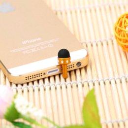 Wholesale Cheap Earphone Plugs - Cheap & Discount! High Quality Phone Accessories Dust Plug 3.5mm Earphone Jack Plug For Iphone Ipad Samsung HTC #051