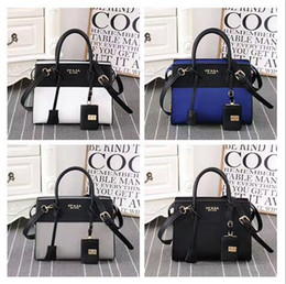 Wholesale Diagonal Bags - High Quality Fashion female handbag luxury brand package import leather handbags diagonal shoulder bag large capacity hip hop