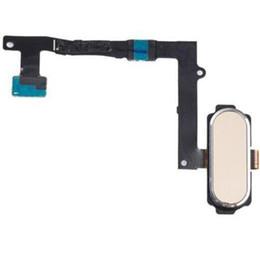 Oro del bordo della galassia s6 online-Nuovo cavo Home Flex Cable originale per Samsung Galaxy S6 Edge Plus S6 + colore blu oro bianco