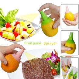 Wholesale Machine Fruit - Creative Fashion Manual Lemon Juice Machine, 3 Pieces Set Food Grade ABS Quick Juice Sprayer DIY Fruit Juicer.
