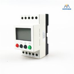 Wholesale High Voltage Protection - Hot sale ME-JVR1000 sealed Multifunction 3-phase sequence protection relay with counting and timing of high quality