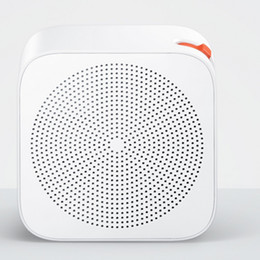 Wholesale Speaker B - Wholesale-2016 New Original Xiaomi Mi Internet Radio Connect With WiFi 2.4G b g n MT7688K, 4 x 680uF Large Capacitance Built in Speaker