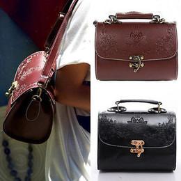 Wholesale Two Way Tote Bags - Wholesale-2016 NEW Designer Lady Bag Handbag Leather Shoulder Tote Satchel messenger Cross Body Two way