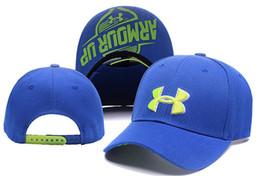Wholesale Wholesale Summer Hats For Women - Adjustable UA Snapback Caps Fashion UA Baseball Cap Unisex Sports Casual Bboy Hip-hop Hats For Men Women Fitted Hat Christmas Gift new