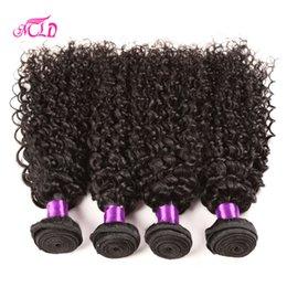 "formula pc with best reviews - Wholesale-4 Pcs Virgin Malaysian Curly Hair Bundles 8""-30""Sexy Formula Hair Malaysian Curly 100% Unprocessed Human Hair Bundles"