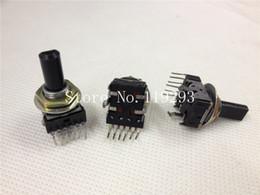 Wholesale 16mm Shaft - Wholesale- [SA]Original RK12 -type vertical B100K 16MM potentiometer shaft--10PCS LOT