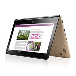 Wholesale Tablet Pc Handwriting - Wholesale- APLLO LAKE Celeron N3450 VOYO VBOOK A1 Laptop Computer 11.6inch 360 YOGA 2 in 1 Tablet 32G+128G SSD Camera Bluetooth handwriting