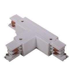conector impermeable led pin Rebajas Conectores trifásicos del circuito 4 Conector de riel de alambre Sistema de riel global Interfaz de alimentación intermedia Unión de riel de iluminación