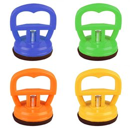 Wholesale Cup Lifter - Wholesale- Small Dent Repair Puller Lifter Phone Glass Suction Cup Sucker Screen Tool