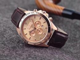 Черные автоматические часы big bang онлайн-ААА роскошь мужская мода топ бренд супер мужские автоматические механические часы 1512963 черный циферблат водитель черный кожаный мужской босс большой взрыв часы
