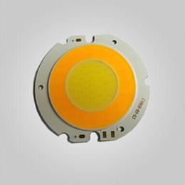 Wholesale Downlight Replacement - OEM custom COB led light source 10w 40mm dual color temperature For led spotlight downlight tracklights replacement bulbs