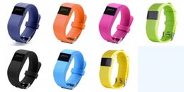 Wholesale Ios Upgrade - fitbit TW64S Waterproof Fitness Heart Rate Smart Bracelet Wristband Tracker Bluetooth 4.0 Watch for ios android (TW64 upgraded version)