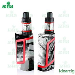 Wholesale High Quality Stickers - Hot In US Smok Alien Box Mod Sticker Skin High Quality SMOK Alien 220w Kit Wrap Cheap Price Fast DHL