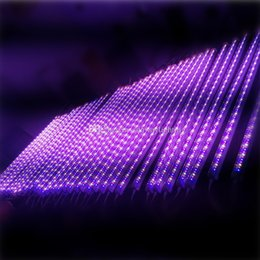 Wholesale T8 Led Grow Tube Lights - Customised V-shaped Integrated LED T8 T5 Grow Tube Light 4 foot Hydroponic Plant indoor greenhouse LED growing lights Red Blue Cool White