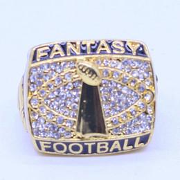 Wholesale Fantasy Rings - fantasy football world championship ring