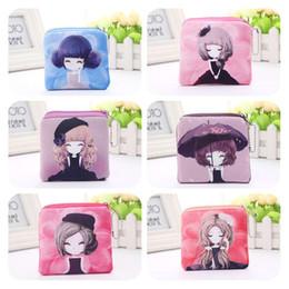 Wholesale Little Girls Mini Purses - Little Girl Coin Purse Cute Plush Cartoon Coin Purse Card Pack Coin Bags LORGE DAVID