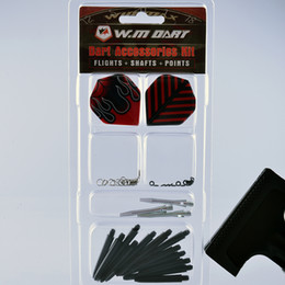Wholesale Tool Sets For Cheap - Winmax cheap price affordable dart tool and shaft dart flights accessories set for indoor dart game