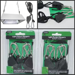 Wholesale Wholesale Rope Ratchets - 1 pack 2 pieces of 1 8 Rope Ratchet hanger plant lamp hanging on the Rope Lifting hook Ratchet hook free shipping