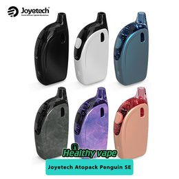 Wholesale Purple Se - Original Joyetech Atopack Penguin SE Start Kit 8.8ml 2.0ml Tank & 50W Built-in Battery 2000mAh
